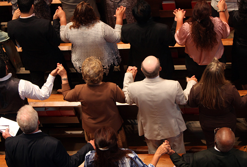 Renew My Church: Names announced for reconfigured parishes