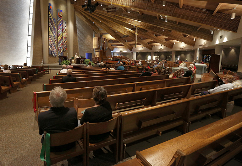 With new rules in place, parishes reopen for Masses - Chicagoland - Chicago  Catholic