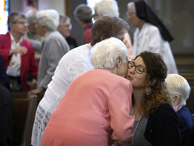 west chicago catholic singles Old st pat's 'block party' continues tradition: matching up singles  always well-behaved in the catholic  west side, pilsen chicago restaurants.
