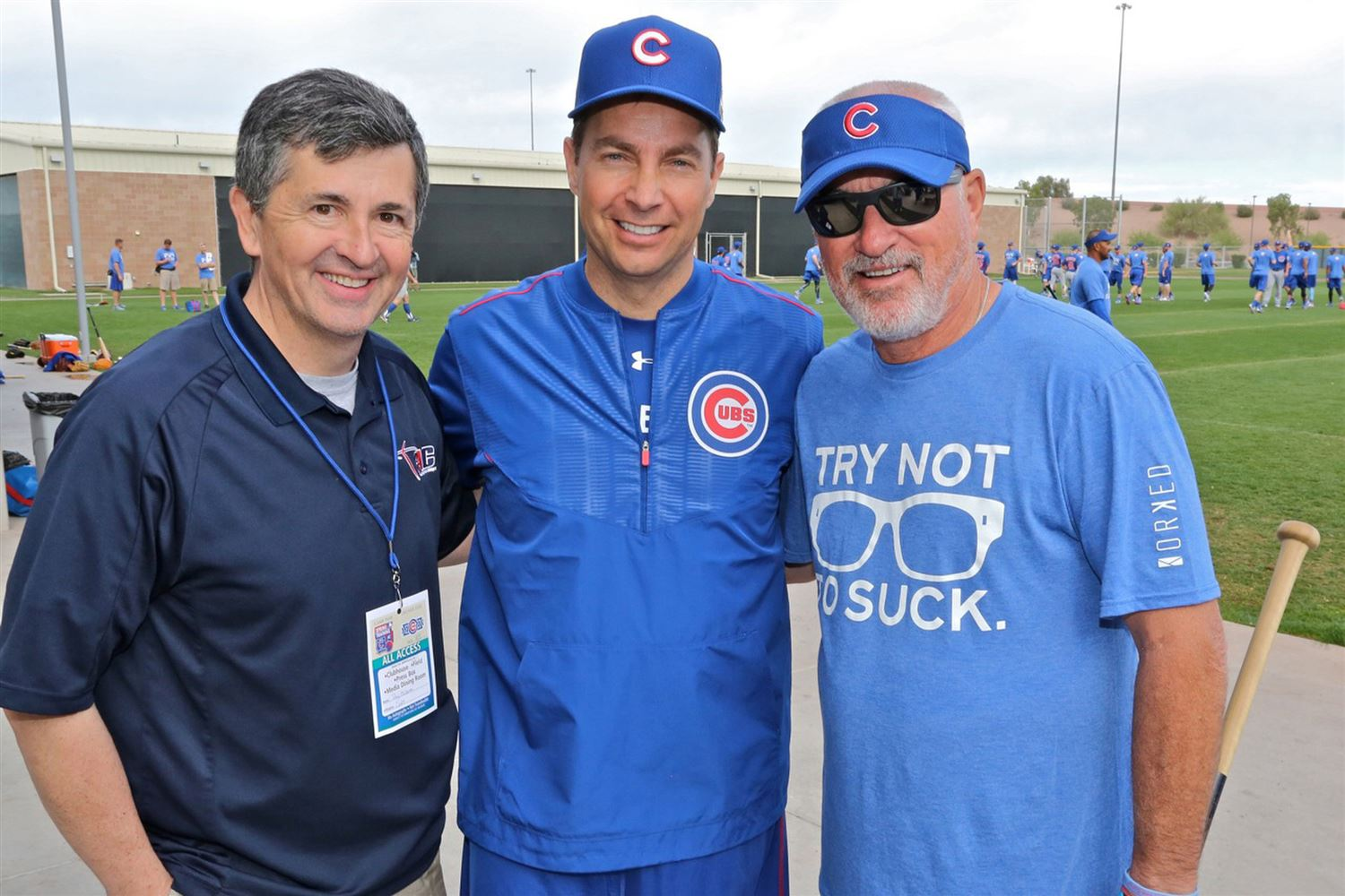 Cougars looking for cubs in chicago
